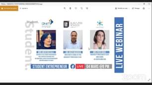 Publication - L'Agence Nationale Pour l'Emploi et le Travail Indépendant 04/03/2021 (Vidéo)